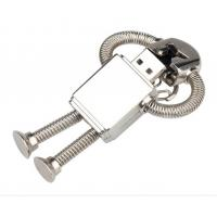 Wholesale 2.0 Robot Metal Usb Flash Drive , 128GB 512GB 4GB 64GB Creativo Usb Pendrive from china suppliers