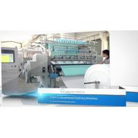 Wholesale Computerized Industrial Multi Needle Quilting Machine 64 Inches Lockstitch Shuttle Type from china suppliers