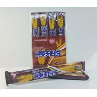Wholesale OEM 15g Crispy Wheat Sandwich Biscuits / Hard Chocolate Candy from china suppliers