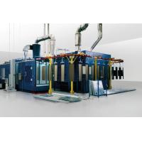 Wholesale tailormade industrial spray booth for large equipment from china suppliers