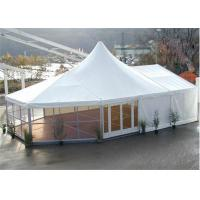 Wholesale Fireproof Pagoda High Peak Frame Tent  , Sports Shelter Tent For Outdoor Events from china suppliers
