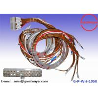 Wholesale 24 Pin Wire Harness Molex 43025 Nylon Protect Pipe Cable Assembly For Machine from china suppliers