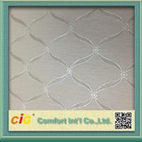 Wholesale Waterproof Washable Modern Decoration Wallpaper / Paper Back With PVC Covering from china suppliers