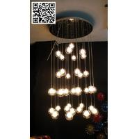 Buy cheap Handblown glass ceiling light for sale ,DJ-2007 from wholesalers