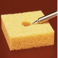 Wholesale Rubbing Soldering Accessories Cleaning Sponge For Soldering Iron Tip from china suppliers