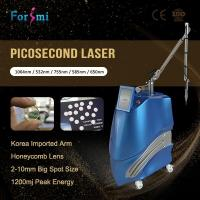 Wholesale Unique Real Pico! Usa Lambda Honeycomb Lens Tattoo Removal Pico Laser For Wrinkles Acne Scars Treatment from china suppliers