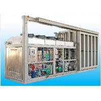 Quality Agricultural Products Vacuum Cooling Machine For Keeping Vegetables / Fruits for sale