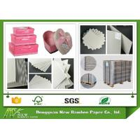Wholesale Waste paper pulp Carton Gris grey color used for package and printing from china suppliers