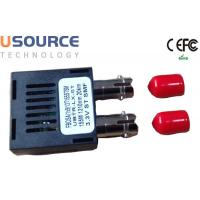 Buy cheap 1000 Base-Bx Gigabit 1 X 9 Optical Transceiver Duplex ST SC FC Connector from wholesalers