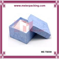 Wholesale New design costom cosmetic paper box, handcrafted perfume box ME-TB008 from china suppliers