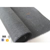 Wholesale 600g Thermal Insulation Materials Black Vermiculite Coated Fiberglass Fabric from china suppliers