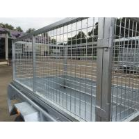 Wholesale Hot Dipped Galvanized Heavy Duty 7x4 Cage, Mesh Cage, Stock Crate from china suppliers