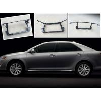 Buy cheap Car Body Panel Auto Radiator Toyota Door Replacement For Toyota Camry 2012 , Black Prime Coating from wholesalers