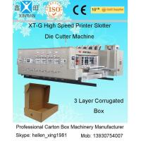 Wholesale 30kw Carton Making Machines With HRC58 - 62 from china suppliers