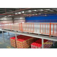 Wholesale Warehouse Steel Structure Industrial Mezzanine Floors , Mezzanine Storage Platform from china suppliers