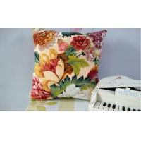 Wholesale 100% Cotton Modern Square Throw Pillows / Sofa Cushions For Decorative from china suppliers
