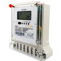 Wholesale Symmetrical Wiring Prepayment Electricity Meters LCD Display Digital Kwh Meter from china suppliers