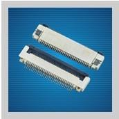 Wholesale Side Entry Print Circuit Board FPC Connectors With Front Flip Actuator , Bottom Contact from china suppliers