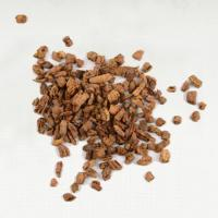 Wholesale 80~90g/L Density,Dark cork granules at second grade,Good sound and heat insulation from china suppliers