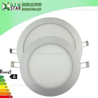 Wholesale 110x14mm 4W Round Recessed Light Panel Long Lifespan from china suppliers