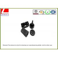 Wholesale Plastic injection molded Bolts Used For Weighter , Plastic Molded Black Parts from china suppliers