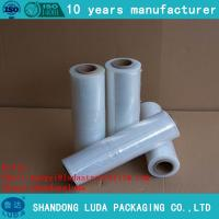 Wholesale pallet hand wrap stretch film high quality lowest price cling wrap film from china suppliers