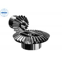 Wholesale Mirco Forging Steel Straight Bevel Gear / Spur Bevel Gear with Right Hand Direction from china suppliers