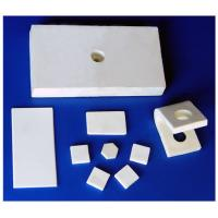 Wholesale Light Weight Heat-Resistant Big Hardness White 96% AL2o3 Ceramic Plate from china suppliers