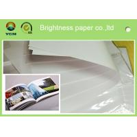 Wholesale Custom Offset Printing Paper For Magazine And Textbooks 100% Wood Pulp Material from china suppliers
