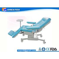 Buy cheap Three Section Hospital Medical Dialysis Chair / Blood Donor Chair from wholesalers