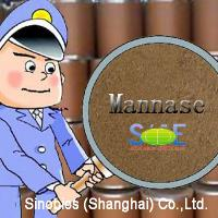 Wholesale Enzyme Feed Additive Beta Mannase Powder 50,000u/g Szym-MA50FE(A) for Animal Nutrition from china suppliers