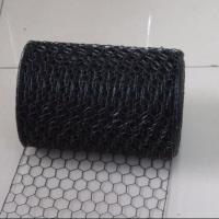 Wholesale Hot Dipped Galvanized Low Carbon Steel Wire High Quality Hexagonal Wire Mesh from china suppliers