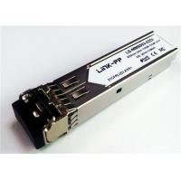 Wholesale 155Mbps SFP Transceiver Multi Mode 850nm, LC, 2km, -40°C~+85°C with DDM 2km Reach from china suppliers