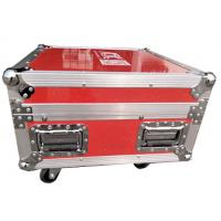 Wholesale Luminous And Reflective Spot Red Rack Flight Case , Twelve Channel Motor Chain Hoist Power Case from china suppliers