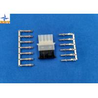 Wholesale 5.08mm Pitch Female Connector  Male Crimp Housing 4 Circuits with tin-plated Brass Contact from china suppliers
