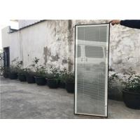 """Wholesale 22""""*64"""" Inch Blinds In Glass, White  Tempered Glass With Blinds Inside from china suppliers"""