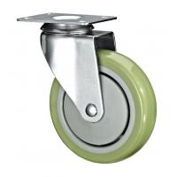 """Wholesale 5"""" Polyurethane PU Caster Wheel Swivel For Case Carts And Utility Carts from china suppliers"""