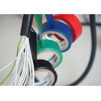 Wholesale Colored PVC Electrical Tape Insulating Comply With UL And CSA Certificate from china suppliers