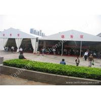 Wholesale 15M Width 850gsm PVC Fabric Cover Ultraviolet proof Outdoor Event Canopy Tent from china suppliers