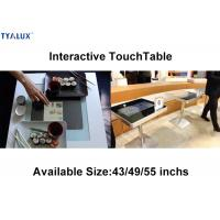 "Wholesale 43"" 4K Touch Screen Digital Signage For Conference / Restaurant , High Definition from china suppliers"