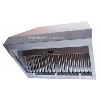 Wholesale External Range Hood 48 inch wall mounted under cabinet exhaust fan from china suppliers