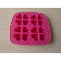 Wholesale 16 Holes Heart Nontoxic Silicone Chocolate Mould For Microwave Ovens from china suppliers
