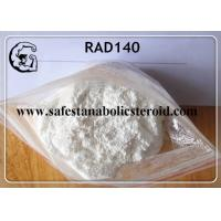 Wholesale High Purity SARMs White Powder  RAD140 for Increasing Strength from china suppliers