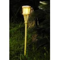 China Solar Bamboo Torch Light on sale