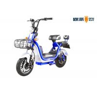 Wholesale USB Charger 2 Seat Electric Bike , Electric Scooter Bike For Adults from china suppliers
