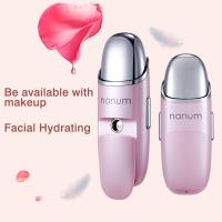 Wholesale 3 IN 1 NEW Beauty Facial Hydrating Massager,Skin Water Test Spray,Vibration Massager GK-SP01 from china suppliers
