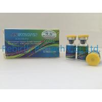 Wholesale GMP Get Taller HGH Human Growth Hormone For Increasing Muscle Mass from china suppliers