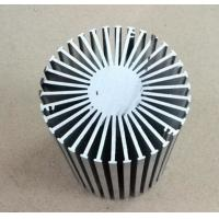 Wholesale Customized Industrial LED Aluminum Heat Sinks Anodized Sunflower Heatsink from china suppliers