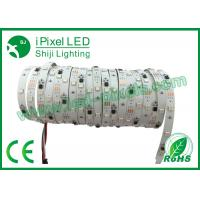 Wholesale Programmable Self Adhesive Digital RGB LED Strip Color Changing  30Leds/M from china suppliers