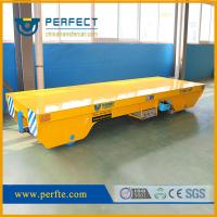 Wholesale Handling system for Manufacturing Industry Rail Transfer Cart from china suppliers